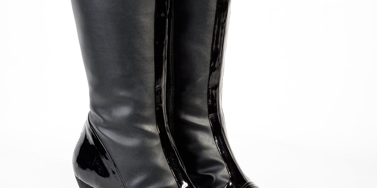 BBK-9 The Bourgeois Boheme and K 9 Angels Vegan Boot Collaboration