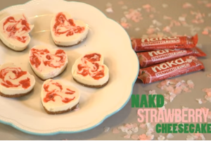 Nakd Strawberry Cheesecake Recipe