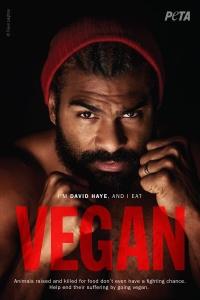 David Haye Chats With PETA About Being Vegan