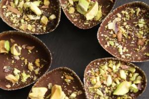 Heart Melting Eastern Spice Raw Vegan Chocolate Recipe