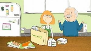 New Veganimation from Vegetarian for Life Supporting Older Vegans