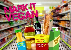 Mark It Vegan Animal Aid calls for supermarkets to label all vegan products