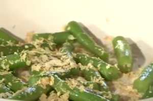 How to Cook Fresh Green Beans – with Karin Ridgers