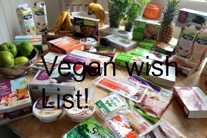 You Tell Us Whats in Your Vegan Wish List