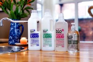 New vegan cleaning products from Bio-D