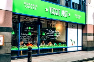 Veggie Pret Now Permanent and They Want to Open More Veggie Only Shops