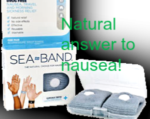 Sea-Band Natural Experts in Nausea
