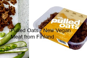 New Pulled Oats Looks and Tastes Just Like Meat