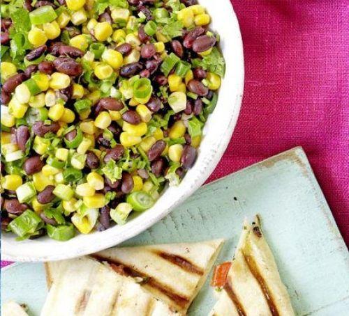 corn black bean salsa