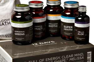 12 Days Vegan Friendly Cleanse Programme from Chris James founder of Chris James Mind Body