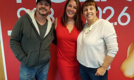 Heart Radio Presenters Martin and Su Tune In to Vegan Breakfast