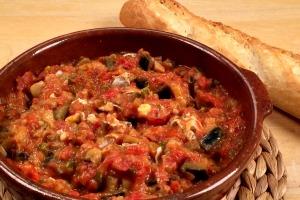 Pisto is a Hearty Mediterranean Vegetable Stew Similar to French Ratatouille