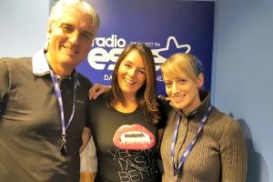Sharing Vegan Love and Vegan Food on Radio Essex