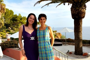 Karin Chats With Raw Queen Gabriela Lerner From Radiant on Raw Part 2