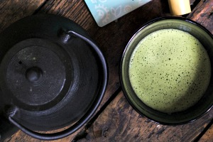 So what's the low down on matcha tea and how to use it?