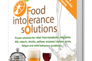New Book Food Intolerance Solutions Reveals what Vegetarian and Vegans Could be Intolerant to