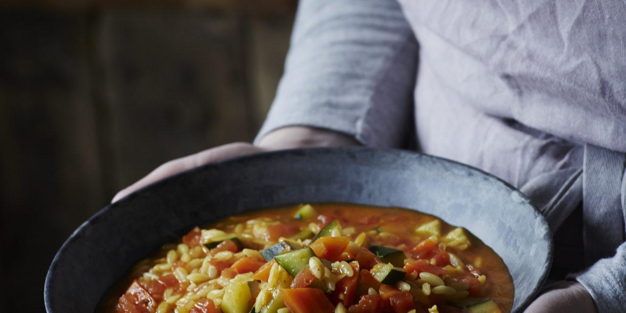 Tomato & Courgette Pasta Bowl