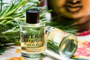 Olverum Stunning Natural Bath Oil for That Perfect Cruelty Free Bath