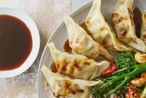 How to Make Gyoza & Pan Asian Winter Vegetables