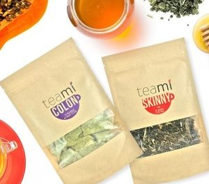 We Try the Teami Colon Cleanse Tea and Teami Skinny Tea – and Loved It!