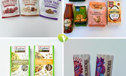 Huge Haul of Vegan Food Products!