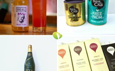 Vegan Beverages Wine, Chai Latte, & More