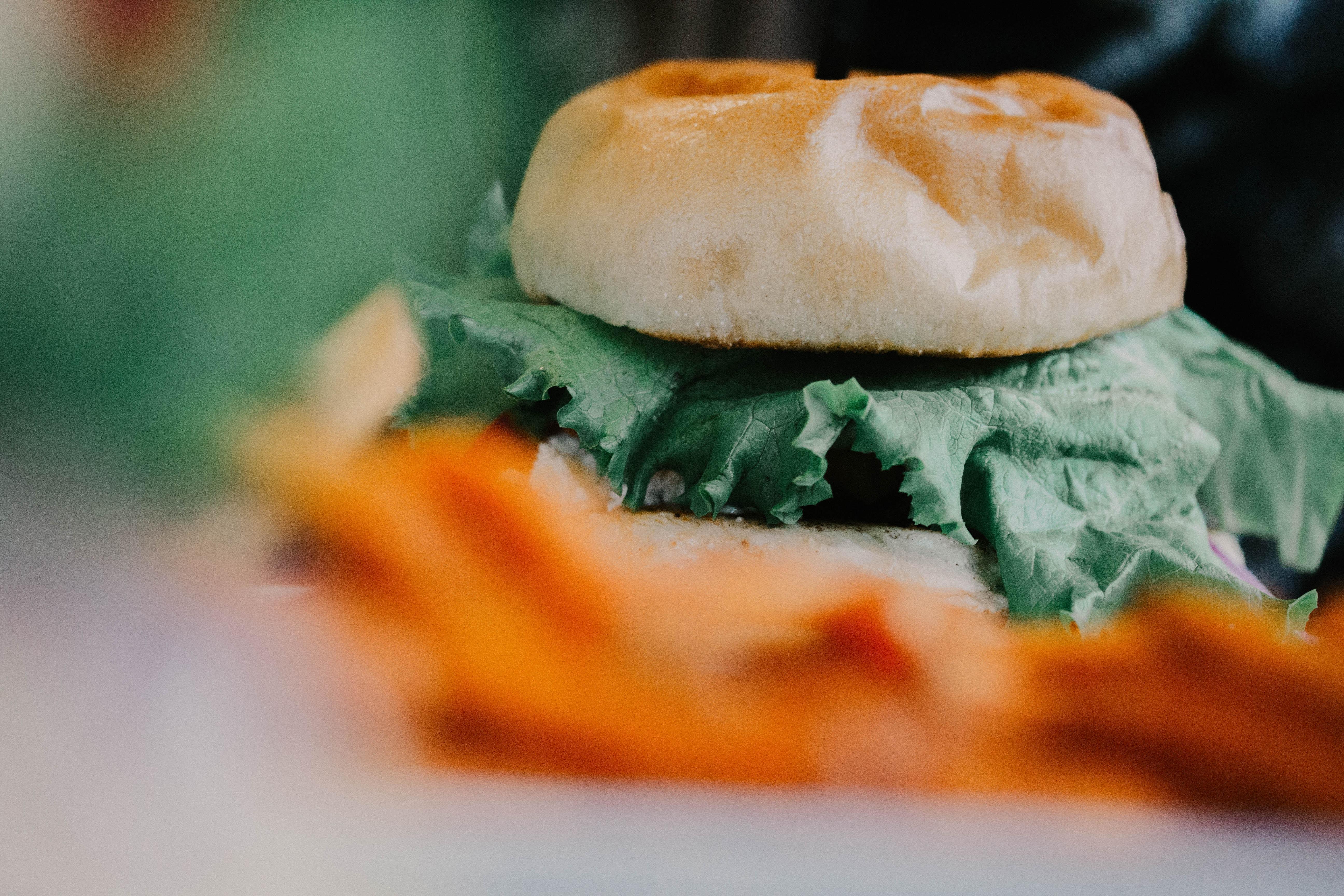 Easy Vegan BBQ Tofu Burgers