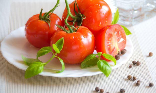 Easy Vegan Fresh Tomato Dip