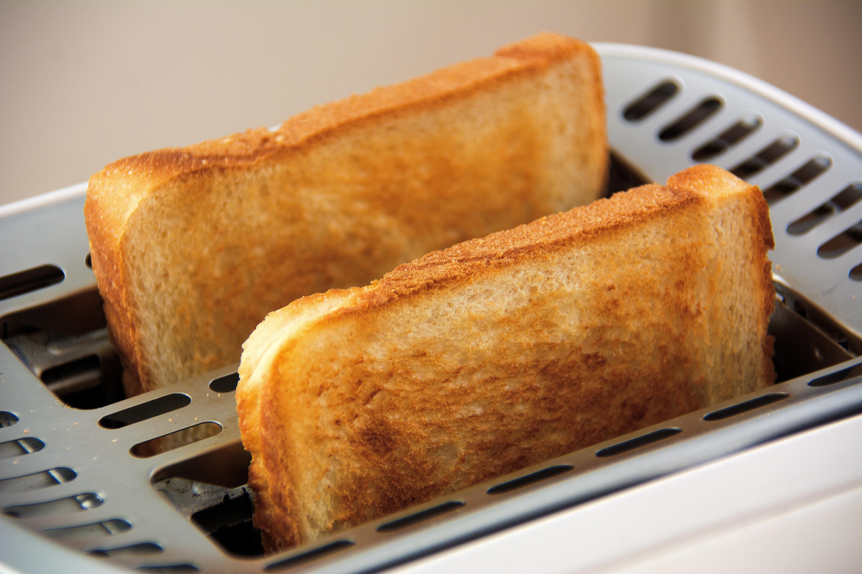 Easy Vegan Garlic Cheese Toastie