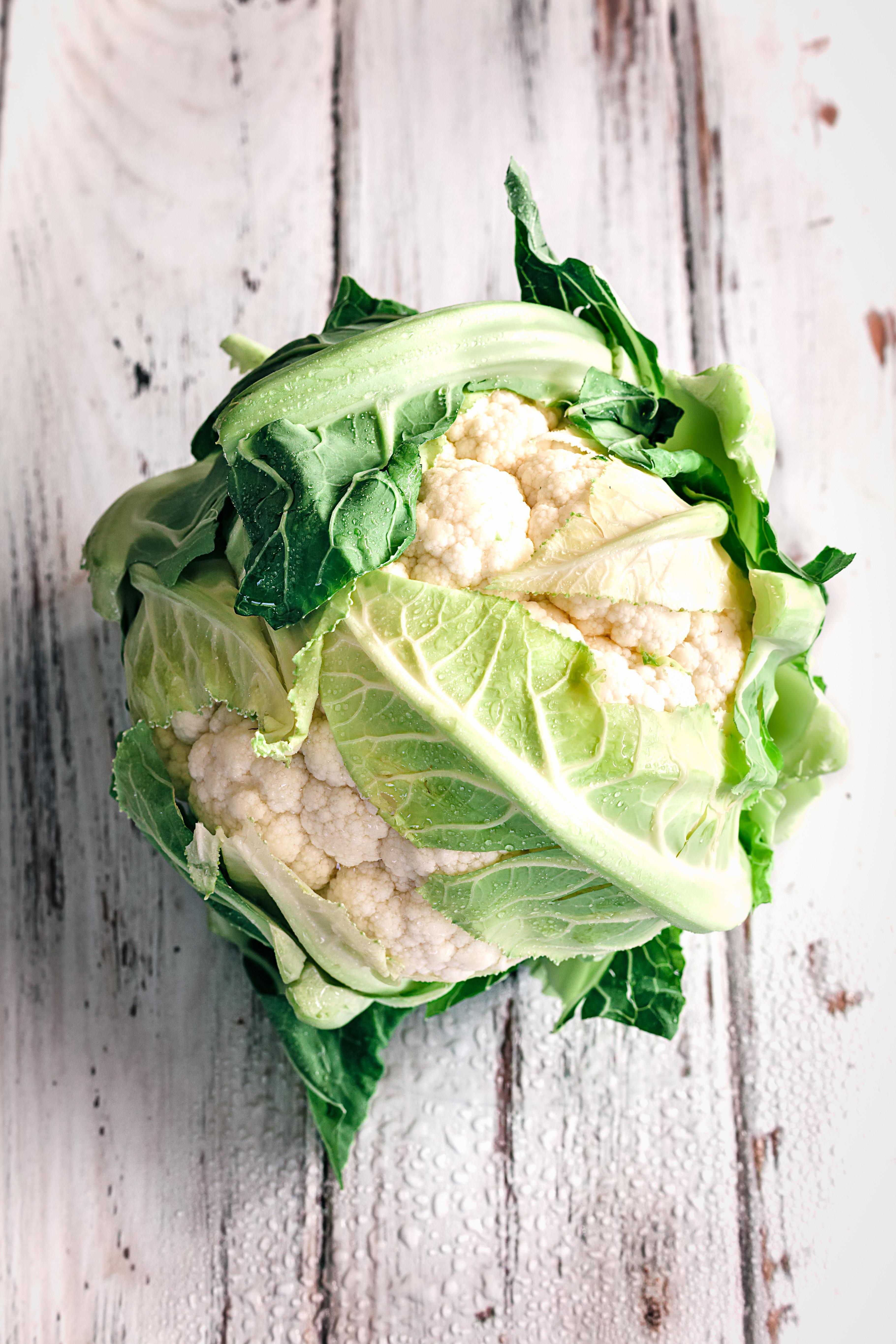 Cauliflower with Cumin Seed