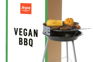 Argos Launches First Ever Vegan BBQ for Just £9.99 as Britain Braces Itself For 'Plummer'
