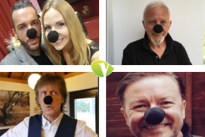 Paul McCartney, Tom Hardy, Ricky Gervais, David Essex, Pete Wicks from Towie Supporting Wetnose Animal Day 2018