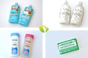 Vegan Bath/Shower Products