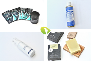 Men's Vegan Grooming Products