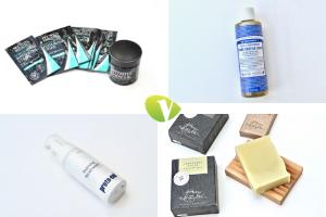 Men's Vegan Grooming Products