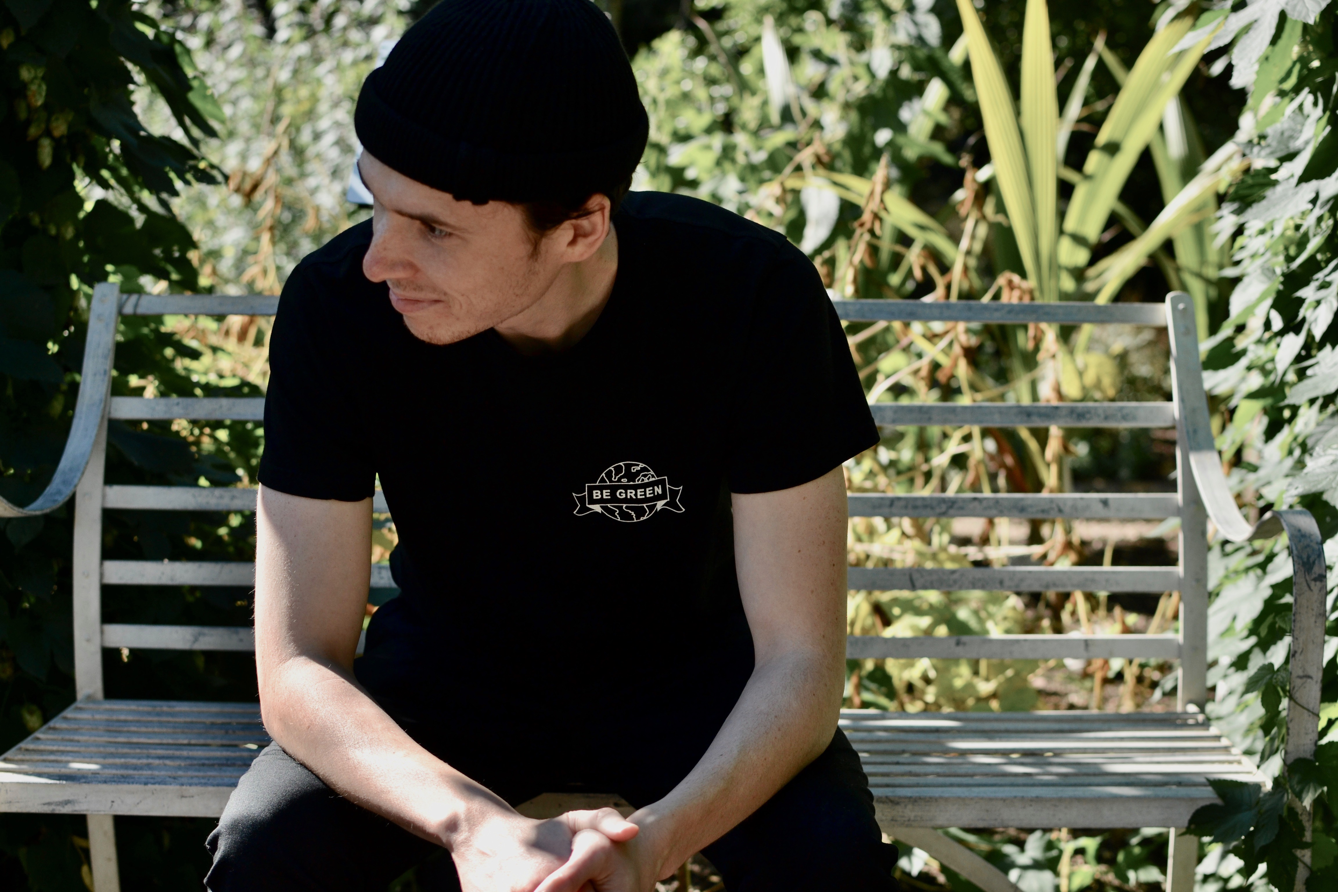 Meet The Founder Of BLANTPASED Vegan Streetwear