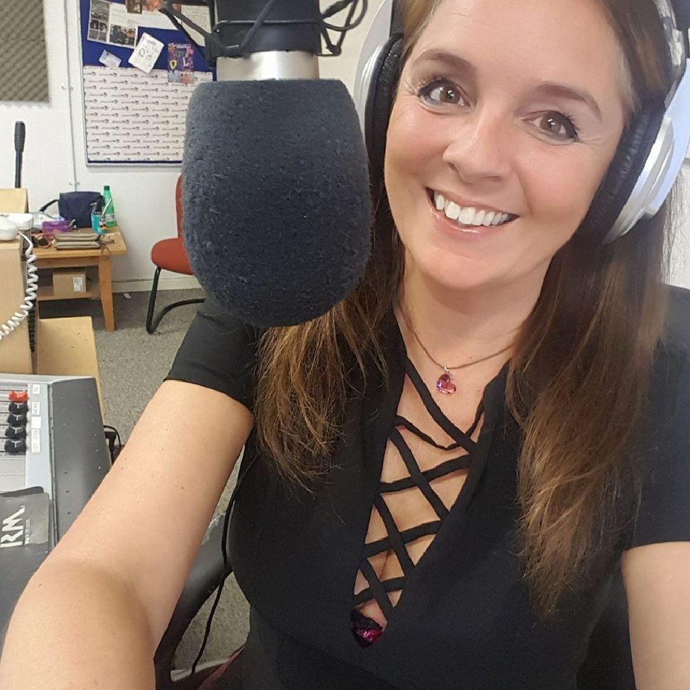 Karin at Phoenix FM
