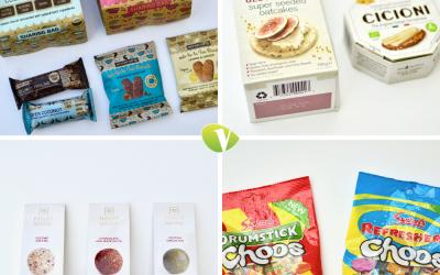 Vegan Snacks & Treats
