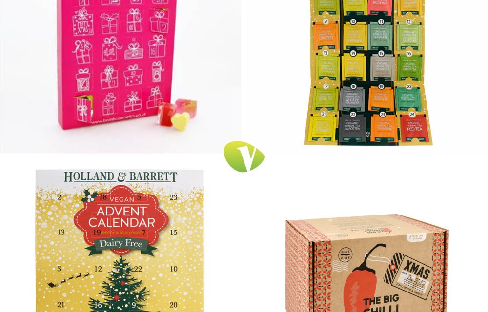 Vegan-Friendly Advent Calendars