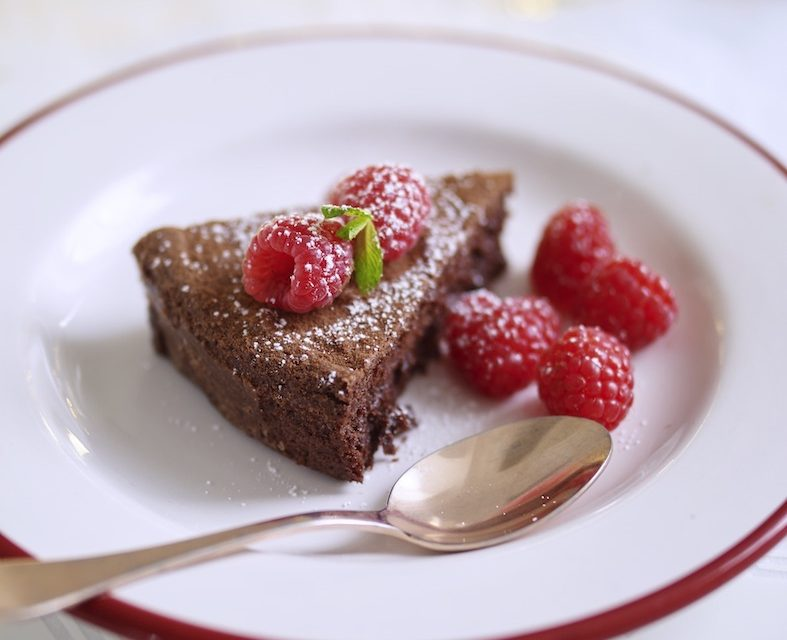 Vegan Chocolate Cake For Valentine's Day and Any Day!