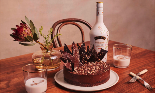 Baileys Treat Collective's Lucie Bennett shares her Almande, Cacao and Avocado Cake Recipe