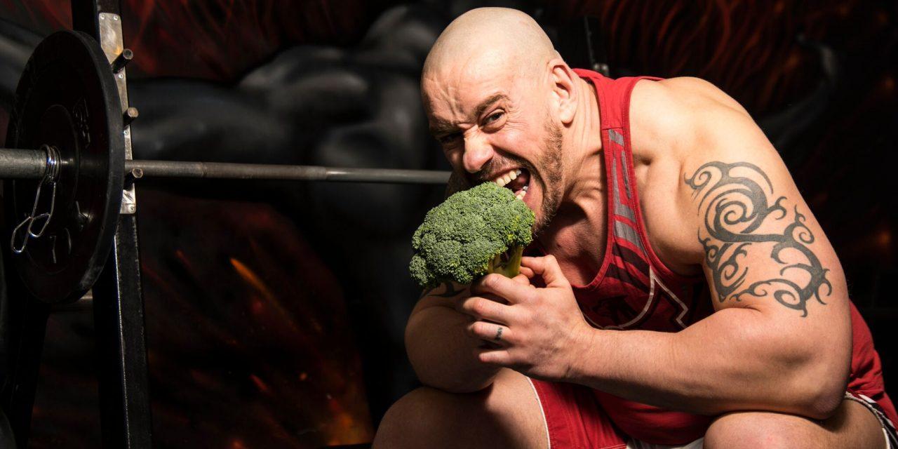 Is Veganism Manly? Ft. Hench Herbivore