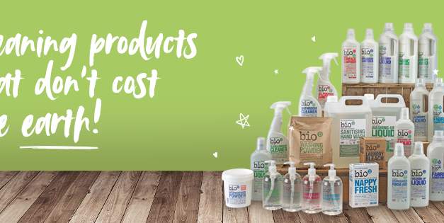 Natural and Vegan Cleaning – We chat With Bio-D