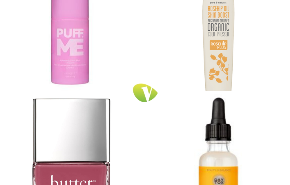Vegan Beauty Products Round Up