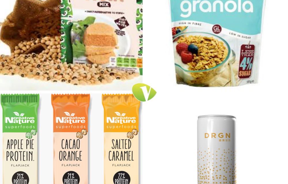 Vegan Food & Drink Round Up