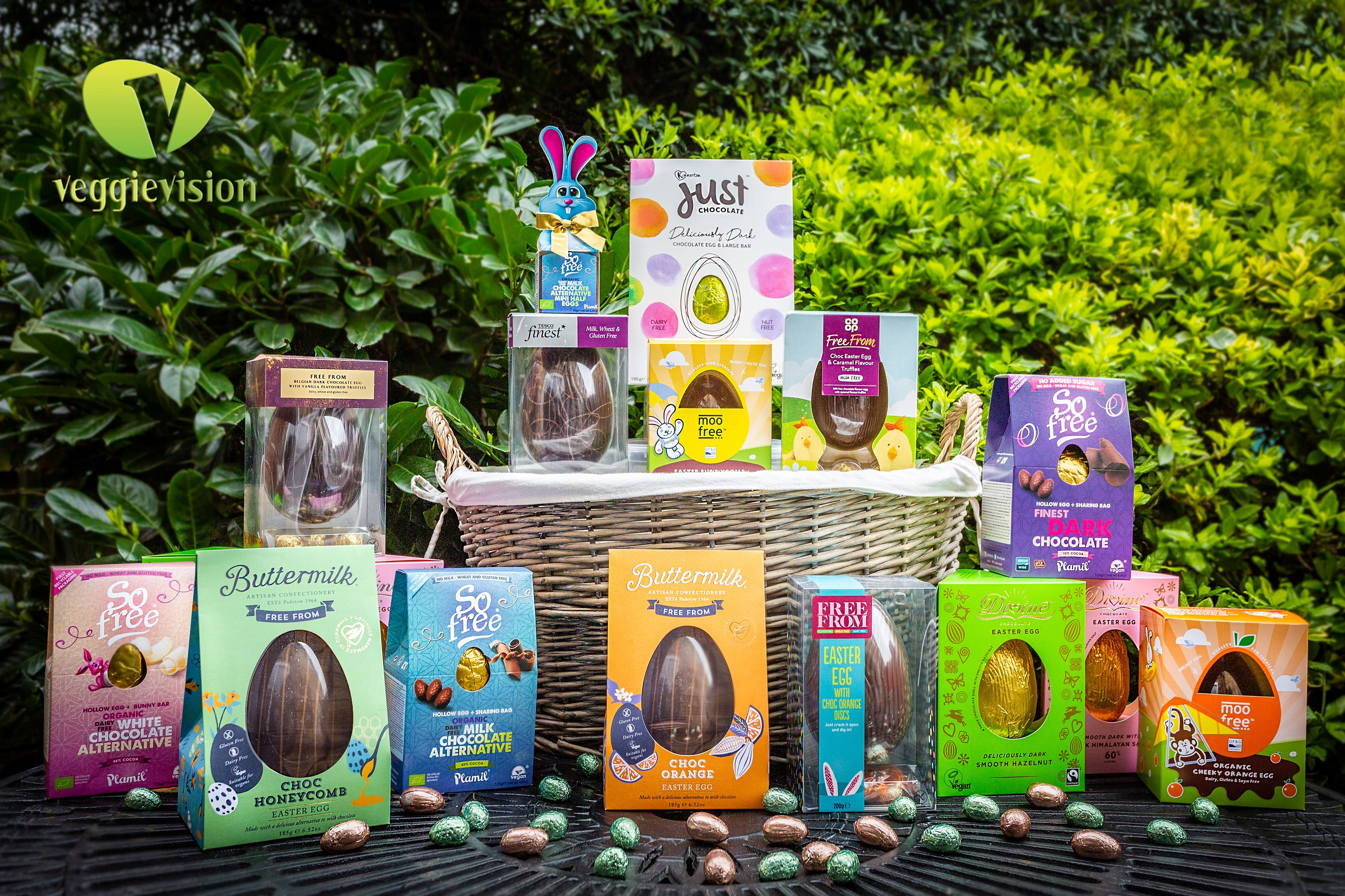 The Best Vegan Easter Eggs and The History of Easter Eggs!