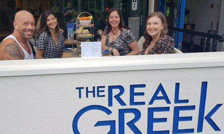 We Check Out The Real Greek Vegan Menu