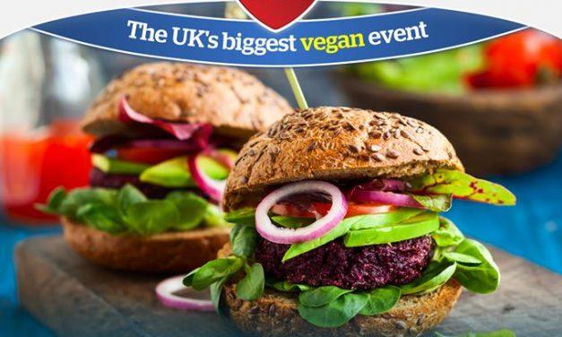 Nearly Time for VegfestUK London – The Biggest Vegan Festival in the UK!