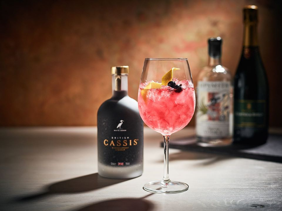 British Cassis Anyone? Two Delicious Cocktail Recipes