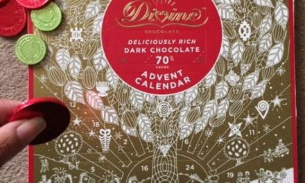 Fairtrade Divine Chocolate – Presenting a Wonderful Vegan Advent Calendar